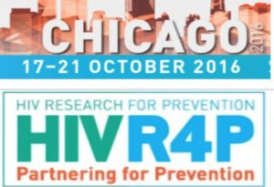 HIV Research for Prevention 2016 Fellowship Programme