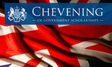 Chevening Scholarship in UK 2017:18