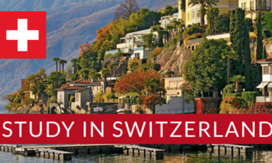 Swiss-Government-Scholarships