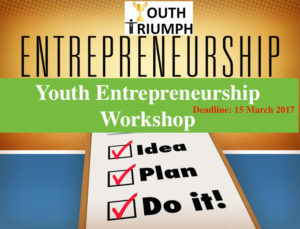 Youth Entrepreneurship Workshop_Youth Triumph