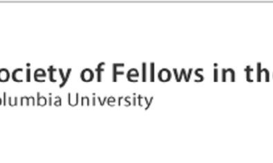 Society of Fellows in the Humanities at Columbia Univeristy