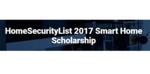Youth Triumph_HomeSecurityList 2017 Smart Home Scholarship