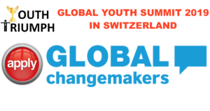 Youth Triumph_Global Youth Summit 2019