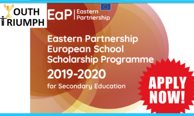 youthtriumph.com_ Scholarships_2019-2020 Eastern Partnership European School Scholarship Program