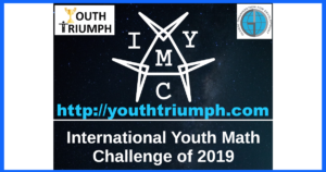 INTERNATIONAL YOUTH MATH CHALLENGE 2019_competition_youthtriumph.com