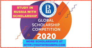 STUDY IN RUSSIA- HSE GLOBAL SCHOLARSHIP COMPETITION 2020_Bachelor_youthtriumph.com